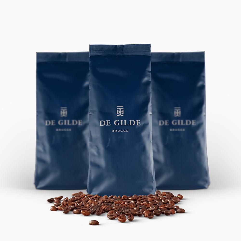Koffie Espresso De Gilde