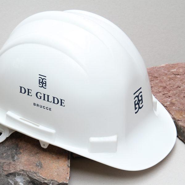 Veiligheidshelm De Gilde