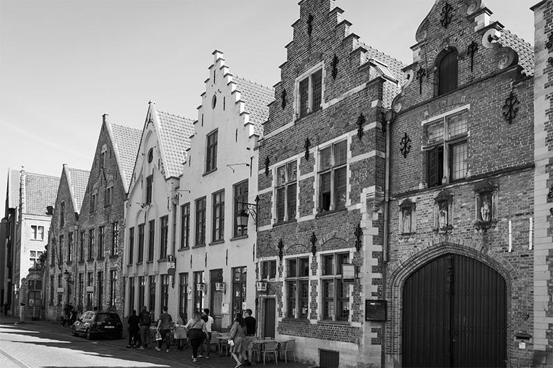 Oude Burg 13-17 Brugge